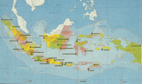 Map of bali indonesia and the world indonesia map gumiabroncs Images